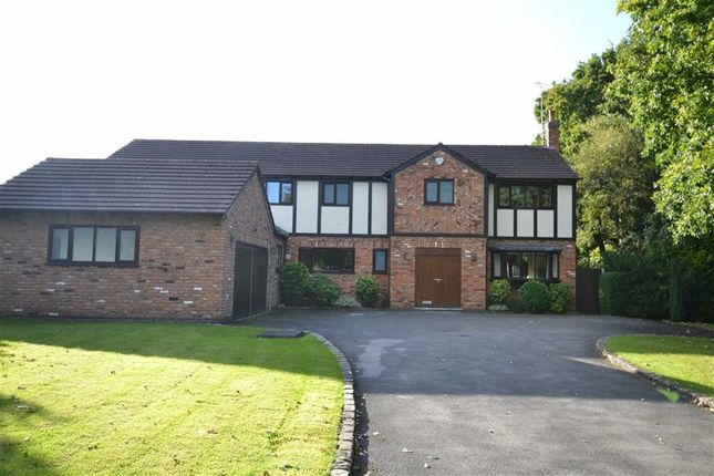 Thumbnail Detached house for sale in Sherbrook Rise, Wilmslow, Cheshire