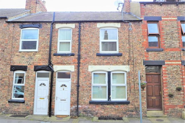 Thumbnail Terraced house to rent in Rayner Street, Ripon