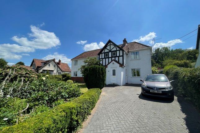 Thumbnail Detached house for sale in Bratton Road, Westbury