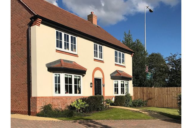 Thumbnail Detached house for sale in Holcroft Drive, Northwich