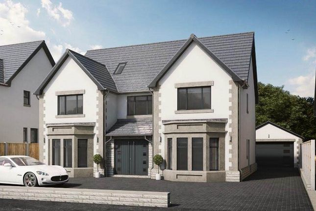 Thumbnail Detached house for sale in Swansea Road, Waunarlwydd, Swansea, City And County Of Swansea.