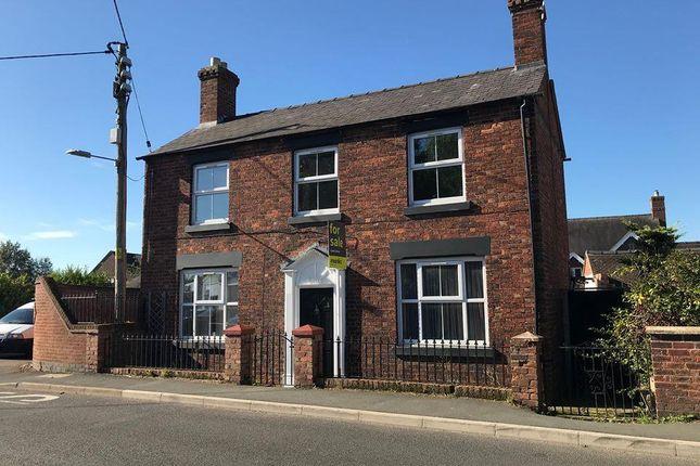 Thumbnail Detached house for sale in High Street, Wem, Shrewsbury