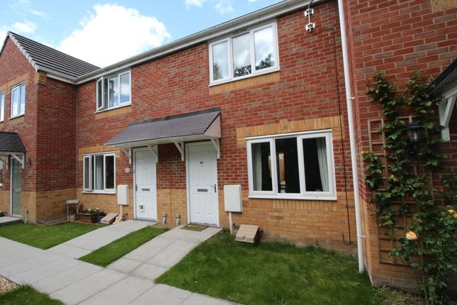 Thumbnail Semi-detached house for sale in Croft House Way, Bolsover, Chesterfield