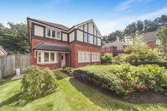 Thumbnail Detached house for sale in Norton Village, Norton, Runcorn