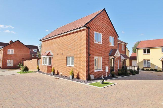 Thumbnail Semi-detached house for sale in Greenacres Road, Locks Heath, Southampton