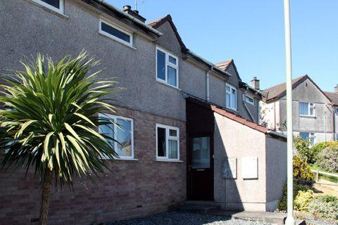Thumbnail Terraced house to rent in Monksmead, Tavistock, Devon