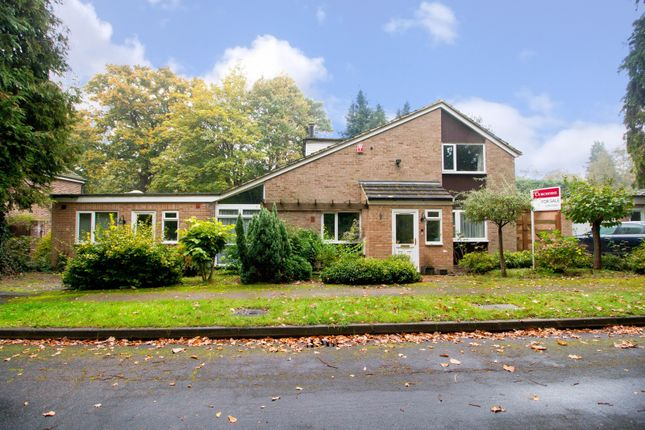 Thumbnail Detached house for sale in Maxwell Drive, West Byfleet