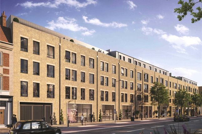 Thumbnail Flat for sale in Patchworks, 107-129 Seven Sisters Road, Islington, London