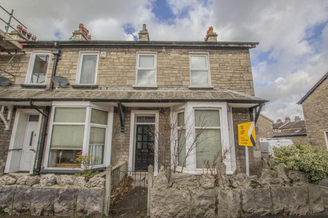 Thumbnail End terrace house to rent in Romney Road, Kendal