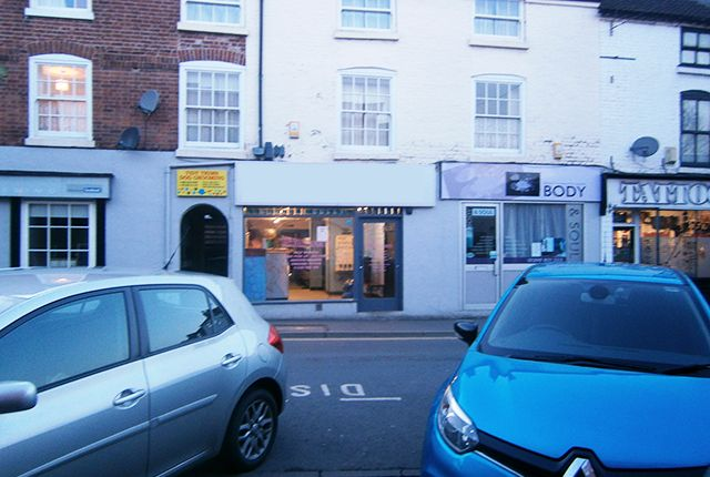Thumbnail Retail premises for sale in 9 Lombard Street, Stourport-On-Severn