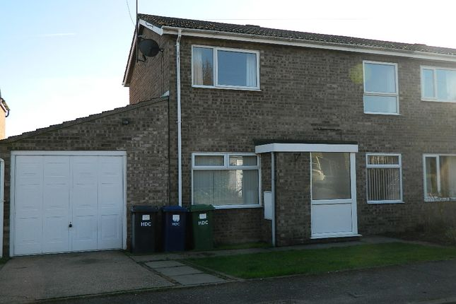 Thumbnail Semi-detached house to rent in St Marys, Earith