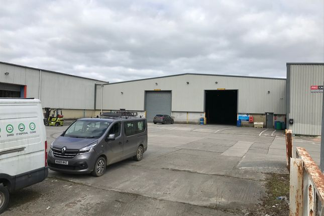 Thumbnail Industrial to let in Quarry Crescent, Launceston