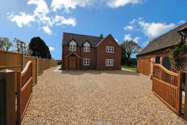 Thumbnail Detached house for sale in Rodington, Shrewsbury, Shropshire