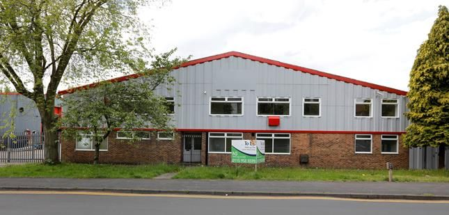Thumbnail Light industrial for sale in 125 Park Lane, Basford, Nottingham