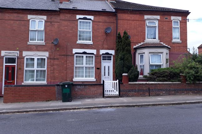 Thumbnail Flat to rent in Marlborough Road, Coventry, West Midlands