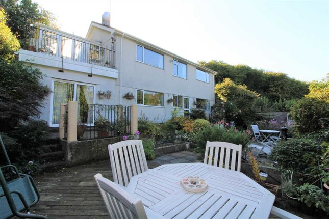 Thumbnail Detached house for sale in Homer Park, Saltash