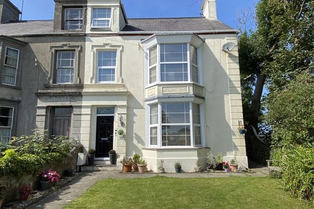 Thumbnail Semi-detached house for sale in Gors Avenue, Holyhead
