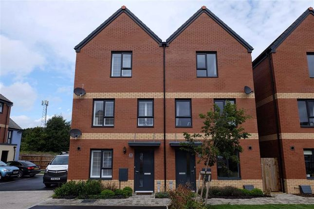 Thumbnail Semi-detached house for sale in Mariners Walk, Barry, Vale Of Glamorgan