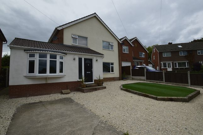Thumbnail Detached house to rent in Castle Road, Bayston Hill, Shrewsbury