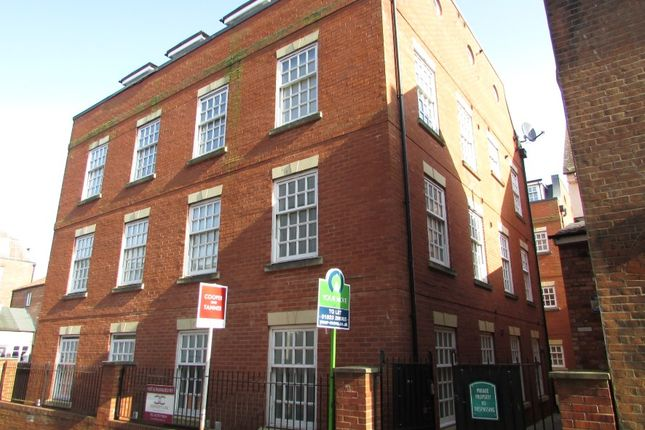 Thumbnail Flat for sale in Penthouse Apartments 1-4, Kings Court, George Street, Bridgwater, Somerset