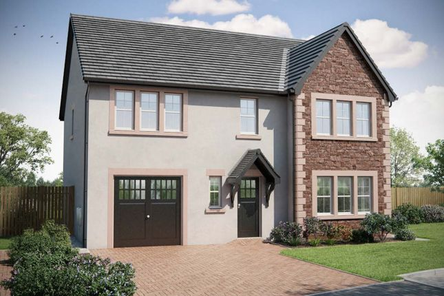 Thumbnail Detached house for sale in Plot 15, The Routledge, Chapelfield, Linden Park, Temple Sowerby