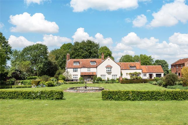 Thumbnail Property for sale in Houghton On The Hill, Near Swaffham, Norfolk