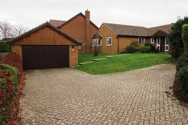 Thumbnail Detached bungalow for sale in Grand Avenue, Seaford