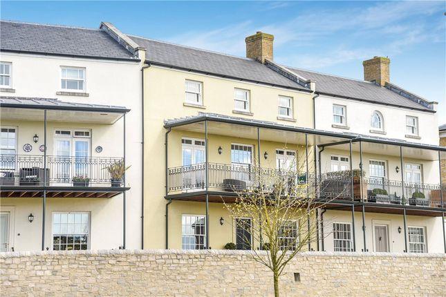 Thumbnail Terraced house for sale in Ladock Terrace, Poundbury, Dorchester
