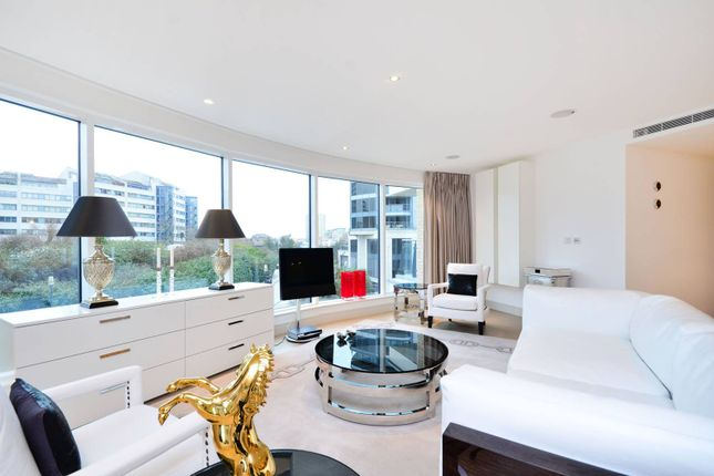 Thumbnail Flat for sale in Octavia House, Imperial Wharf