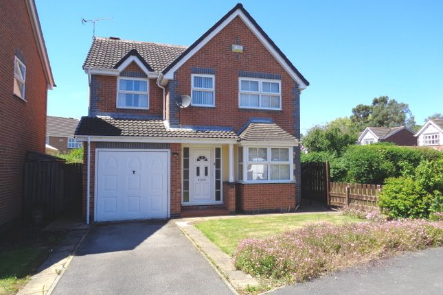 Thumbnail Detached house for sale in Thornbridge Close, Hull