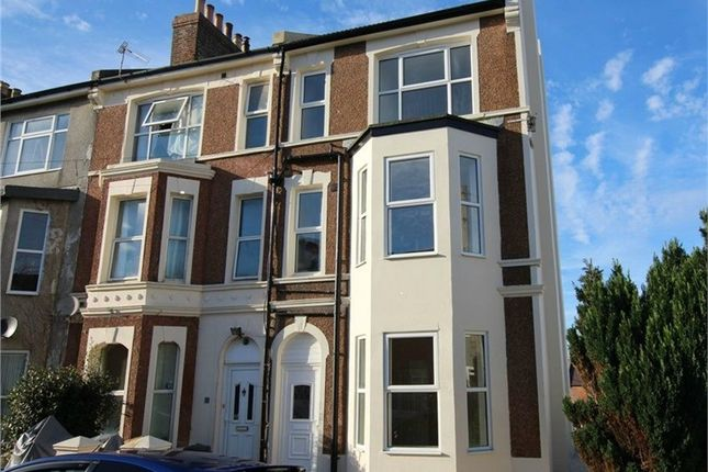 Thumbnail End terrace house for sale in Salisbury Road, St Leonards-On-Sea, East Sussex