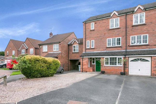 Thumbnail Semi-detached house for sale in Atkin Close, Congleton