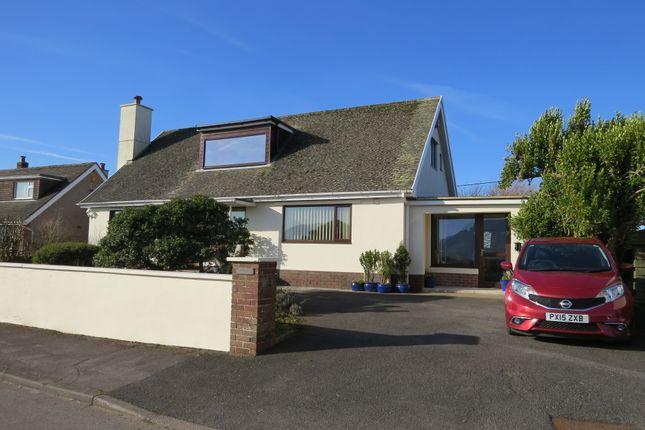 Thumbnail Detached bungalow for sale in Curlews, Kirkland, Cumbria