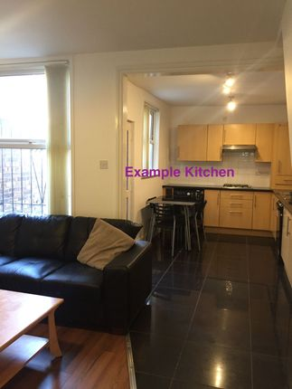 Thumbnail Shared accommodation to rent in Kenmare Road, Wavertree, Liverpool