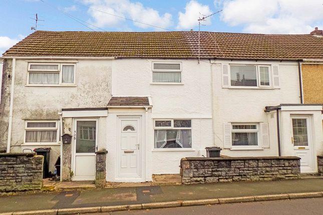 Thumbnail Terraced house for sale in Main Road, Bryncoch, Neath, Neath Port Talbot.