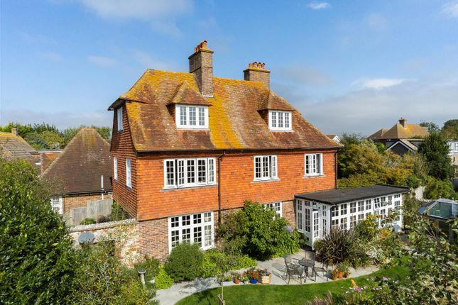 Thumbnail Detached house for sale in Stonewood Close, Seaford