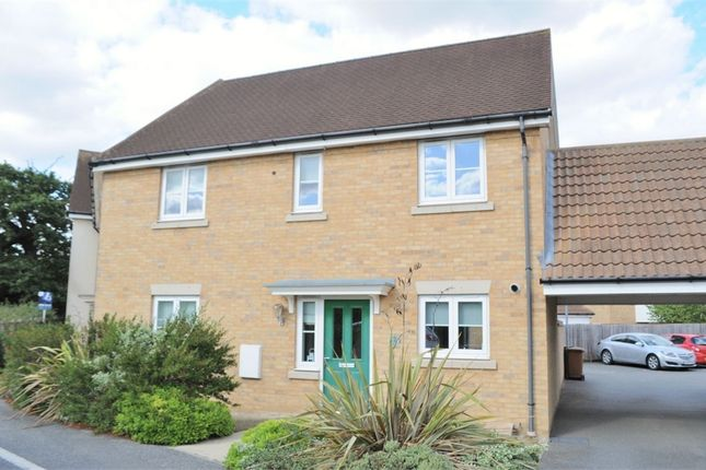 Thumbnail End terrace house for sale in Braganza Way, Beaulieu Park, Chelmsford, Essex
