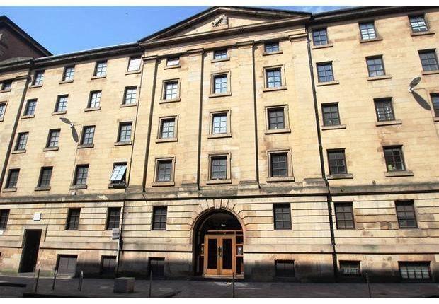 Thumbnail Flat to rent in James Watt Street, Flat 9, Glasgow