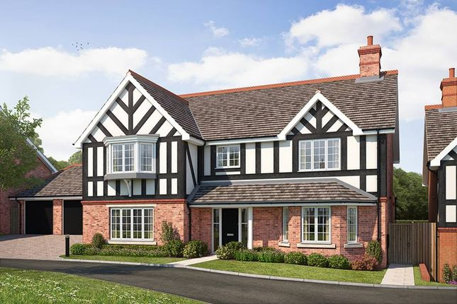 "Thumbnail Detached house for sale in ""Hazel House"" at Kendal End Road, Barnt Green, Birmingham"