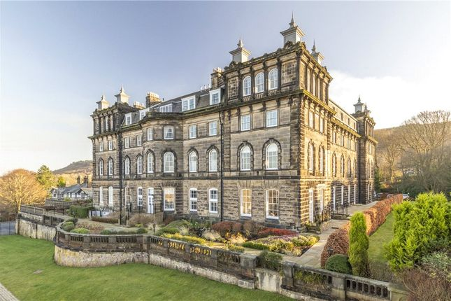 Thumbnail Flat for sale in Wells House, 10 Brodrick Drive, Ilkley