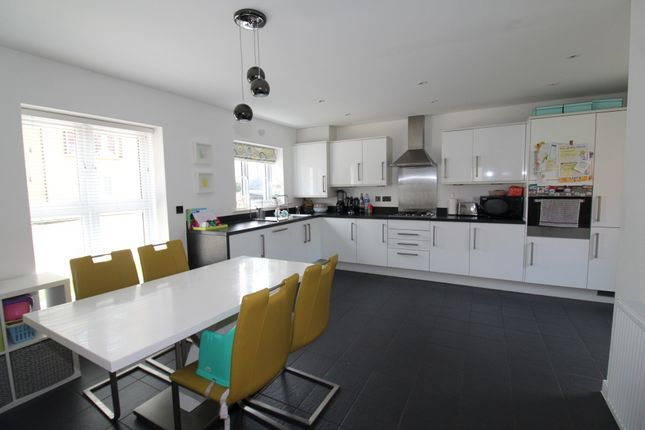 Thumbnail Semi-detached house for sale in Paddock Drive, Rochester