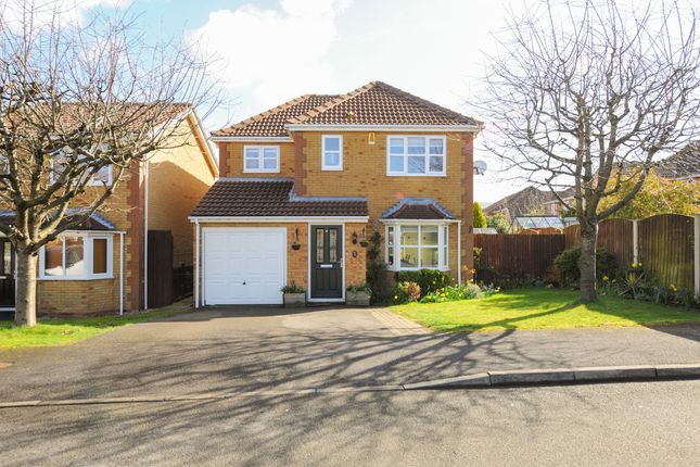 Thumbnail Detached house for sale in Holme Park Avenue, Upper Newbold, Chesterfield