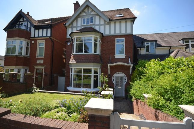 Thumbnail Detached house for sale in Harborne Road, Warley Woods, Oldbury