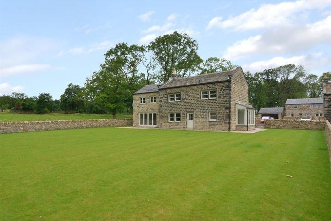 Thumbnail Detached house to rent in Craven Cottage, Ling Bob Lane, Horsforth