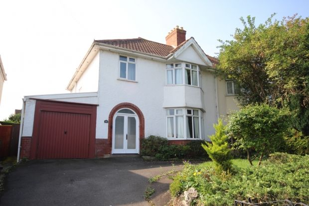 3 bed semi-detached house for sale in Quantock Road, Bridgwater