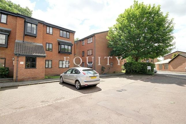 Thumbnail Flat for sale in Tempsford Close, Enfield
