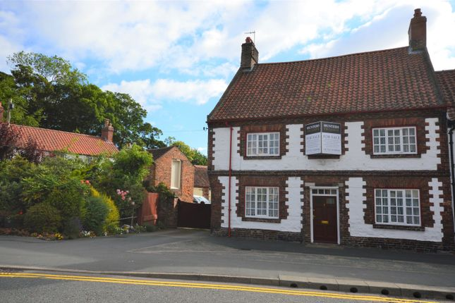 Thumbnail End terrace house for sale in Bridlington Street, Hunmanby, Filey