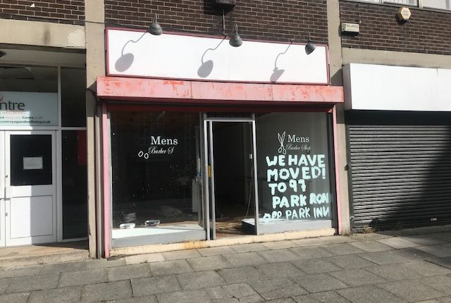 Thumbnail Retail premises to let in 74 Park Road, Hartlepool