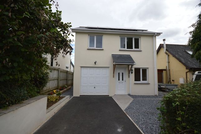 Thumbnail Detached house to rent in Garners Lane, Ogwell, Newton Abbot