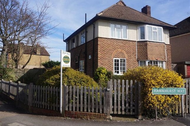 Thumbnail Flat for sale in Hawkhurst Way, West Wickham